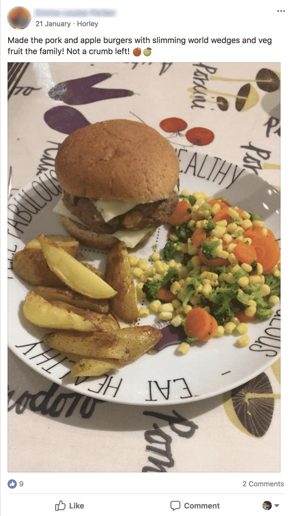 burger recipes FBSS2