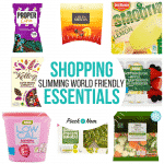 Pinch of Nom Slimming World Shopping Essentials 3.5.18