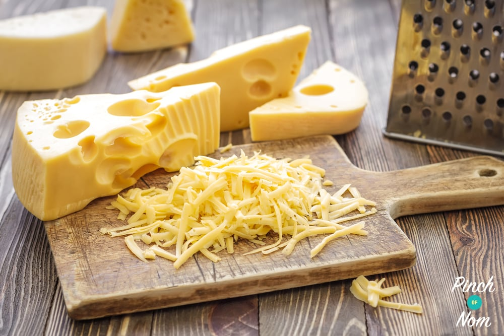 Using Cheese As Your Healthy Extra | Slimming World