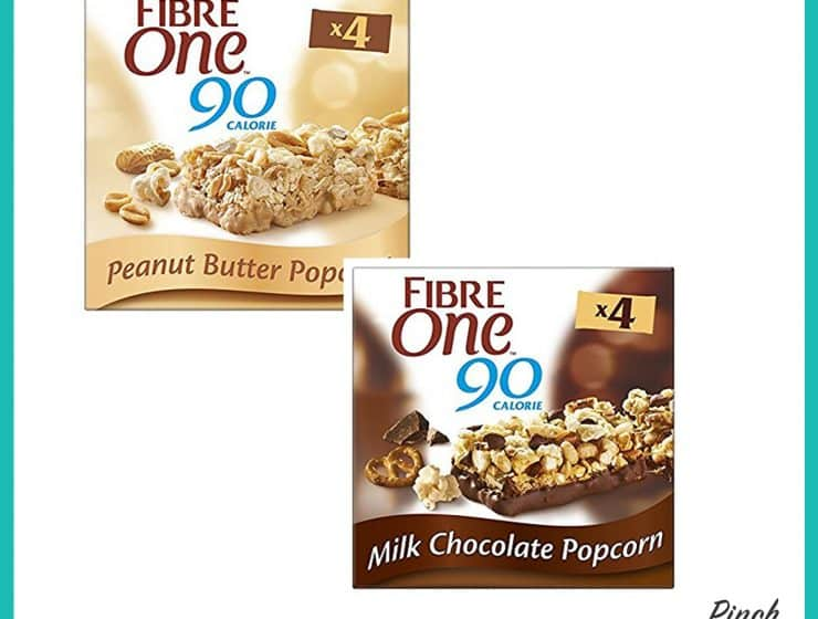 Shopping Essentials Top Pick – Fibre One Popcorn Bars | Slimming World