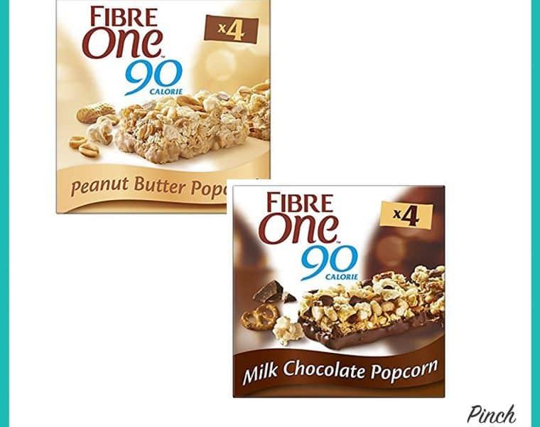 Shopping Essentials Top Pick – Fibre One Popcorn Bars | Slimming World