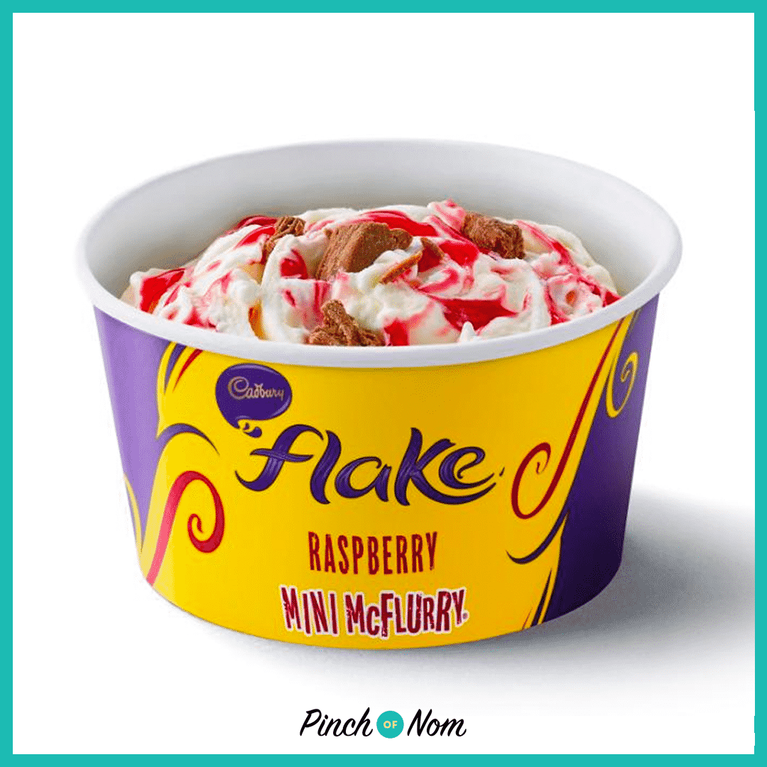 Shopping Essentials Top Pick – Mini McFlurry | Slimming World