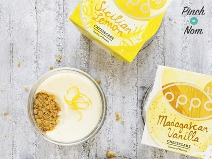 Shopping Essentials Top Pick – Oppo Cheesecake | Slimming World