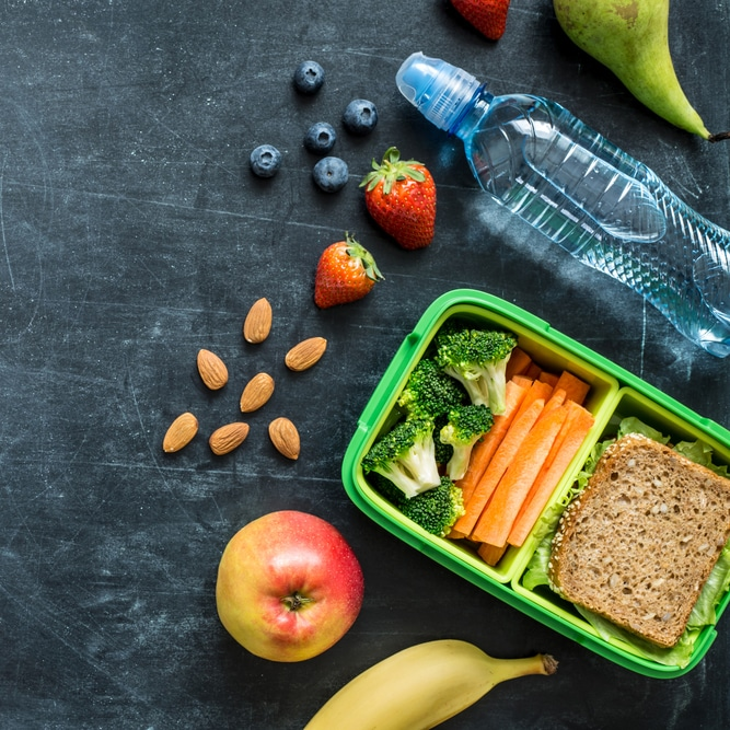 Top Slimming Weight Watchers Friendly Packed Lunch Ideas