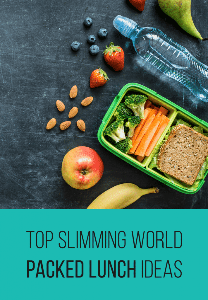 Top Slimming World Packed Lunch Ideas | Slimming World