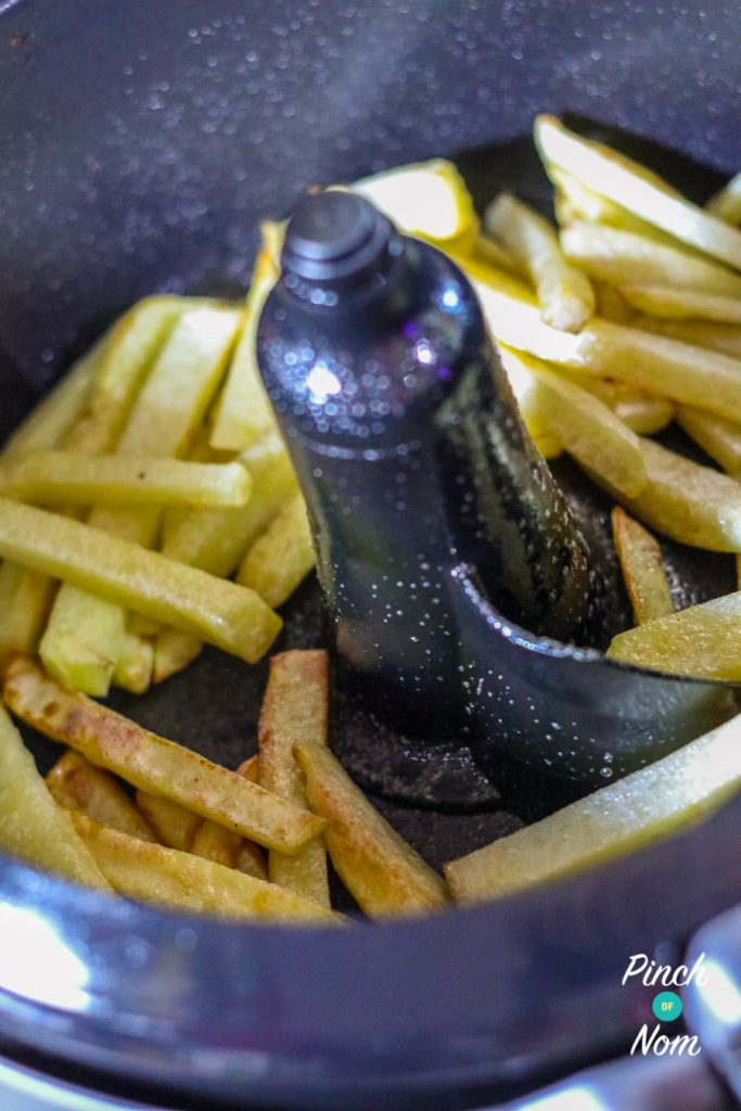 Homemade Oven Chips | Slimming & Weight Watchers Friendly