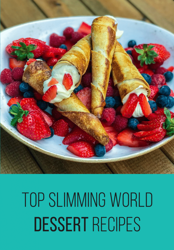 Top Slimming World Dessert Recipes