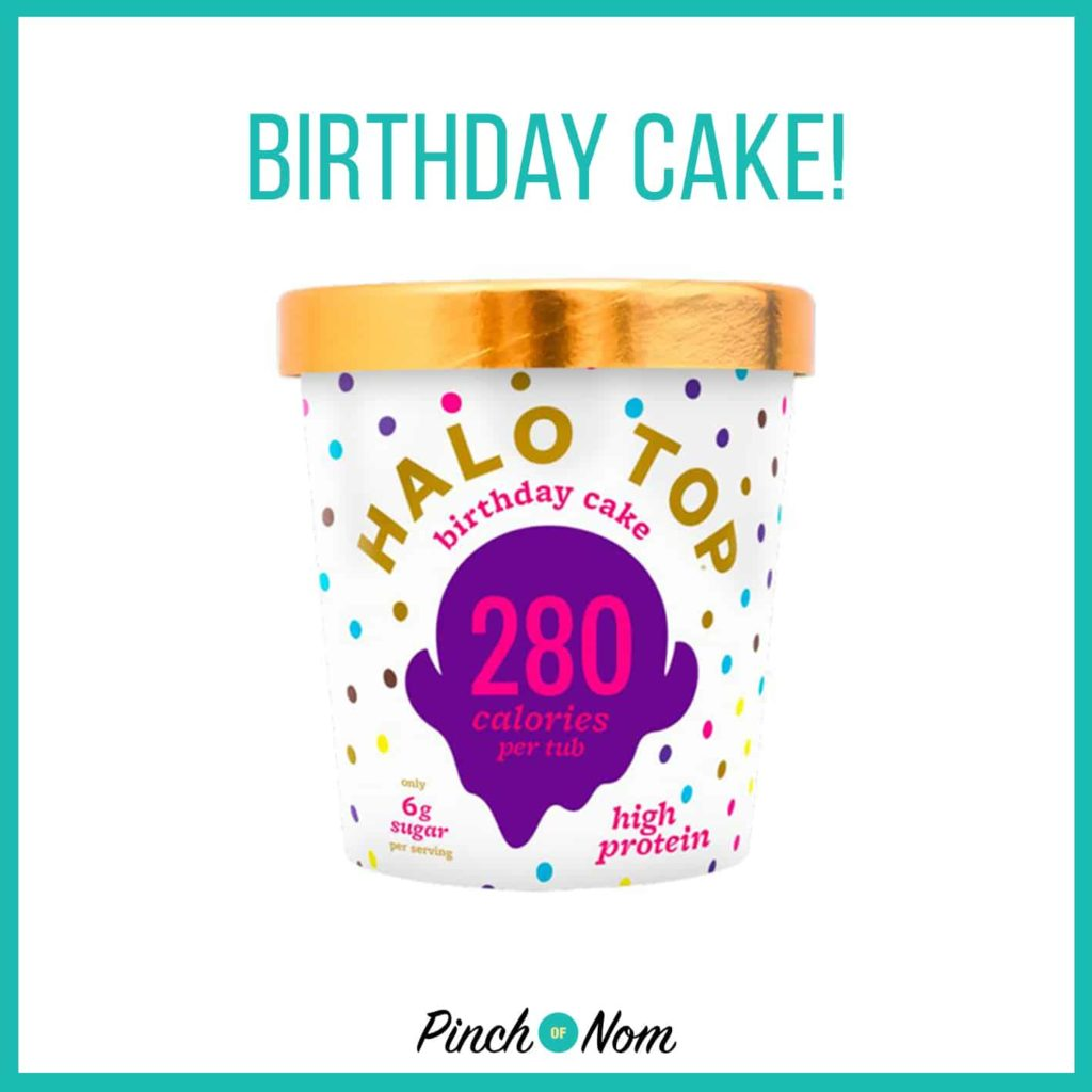 Birthday Cake Halo Top Launching New Flavours And Non Dairy