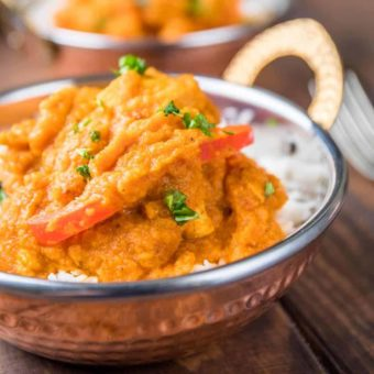 Indian Fakeaway Recipes pinchofnom.com