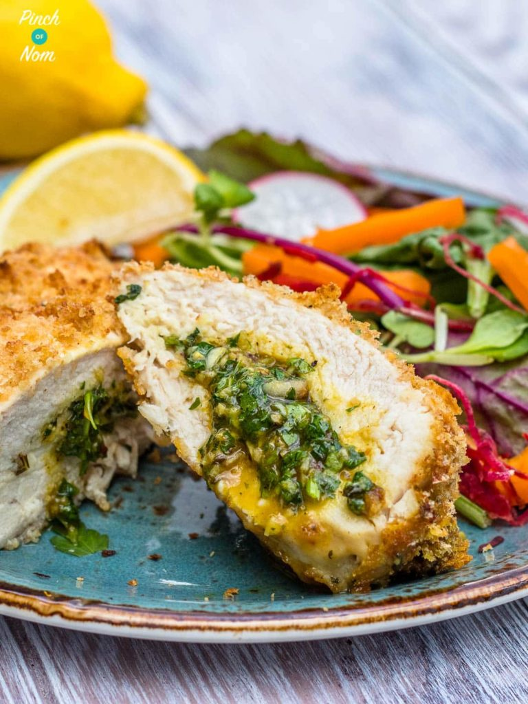Chicken Kievs | Slimming & Weight Watchers Friendly