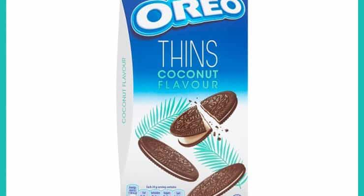 Shopping Essentials Top Pick – Oreo Thins Coconut | Slimming World