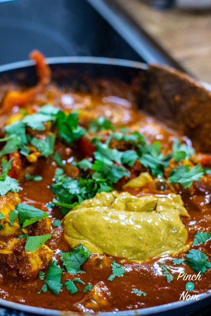 Chicken Tikka Masala Curry   Slimming & Weight Watchers Friendly