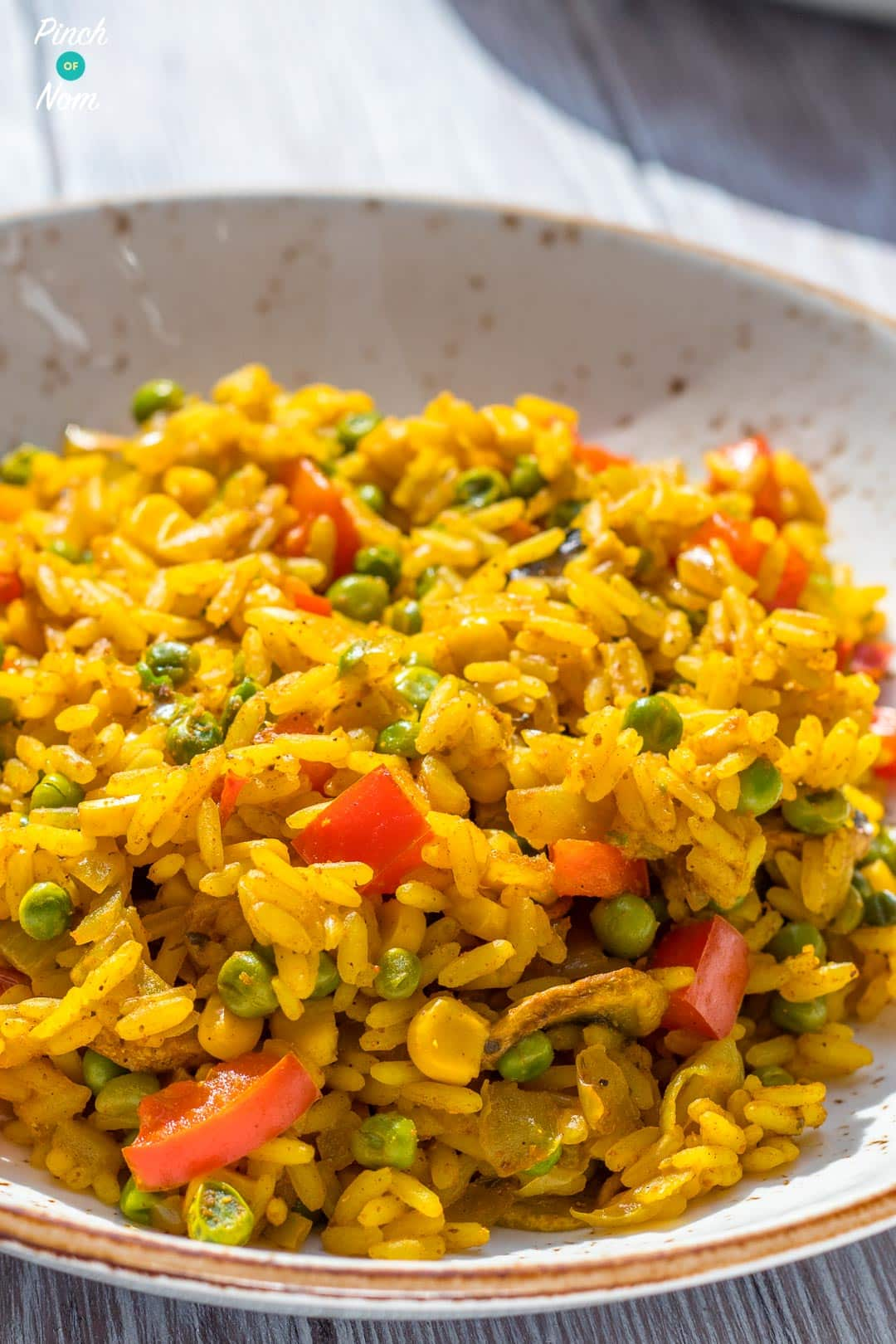 Syn Free Savoury Rice | Slimming World Step 7