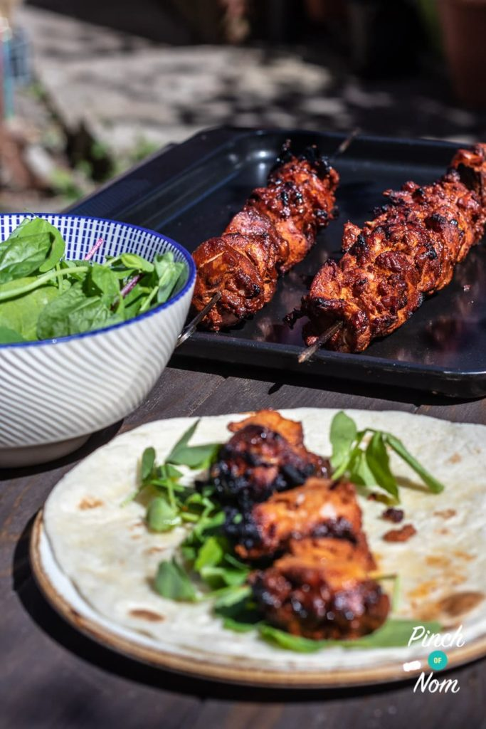 Syn Free Chicken Tandoori Kebabs | Slimming World