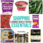 Slimming World Shopping Essentials 13.7.18 featured image
