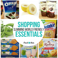 Pinch of Nom - Slimming World Shopping Essentials - Featured image 6.7.18