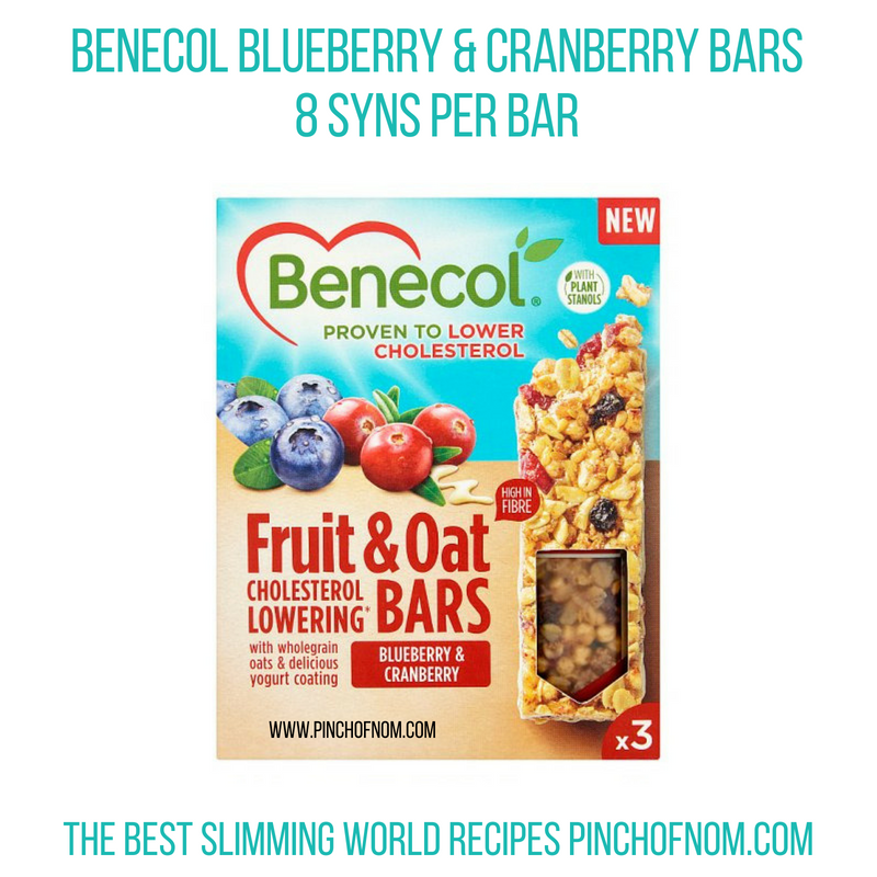 Benecol Blueberry - Pinch of Nom Slimming World Shopping Essentials
