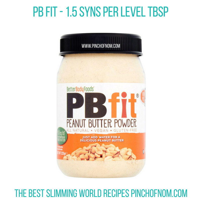 PBFit - Pinch of Nom Slimming World Shopping Essentials