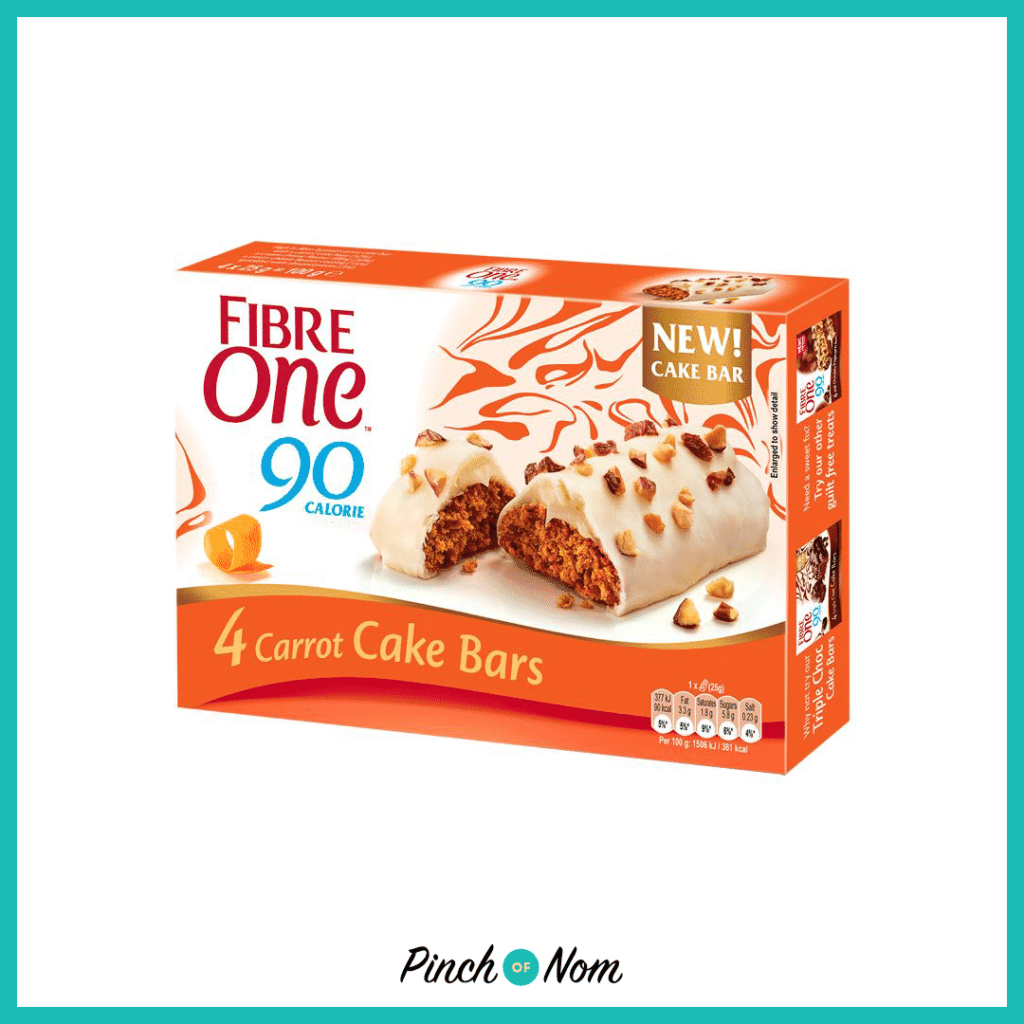 New Fibre One Cake Bars