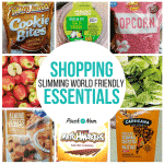 Slimming World Shopping Essentials featured image 31.8.18