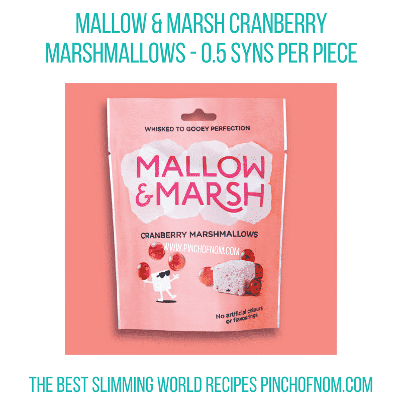 Mallow&Marsh Cranberry - Pinch of Nom Slimming World Shopping Essentials