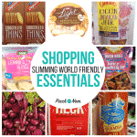 New Slimming World Shopping Essentials 14.9.18
