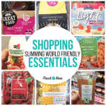 New Slimming World Shopping Essentials 7.9.18