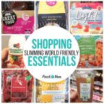 New Slimming World Shopping Essentials 7.9.18