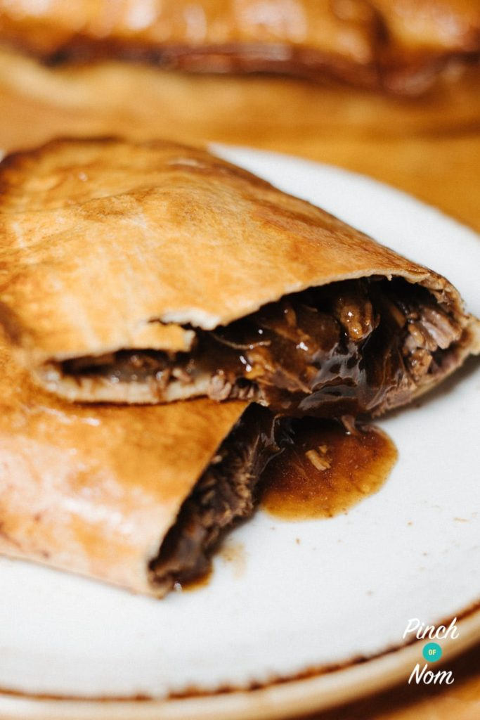Beef & Onion Pasties | Slimming World & Weight Watchers Friendly