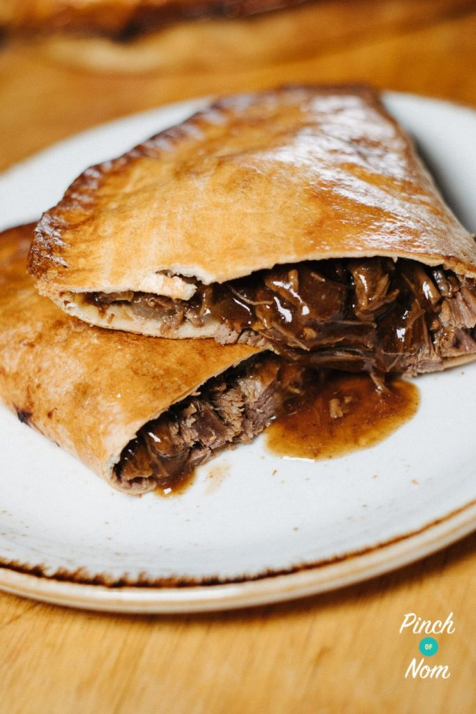 Beef & Onion Pasties | Slimming & Weight Watchers Friendly