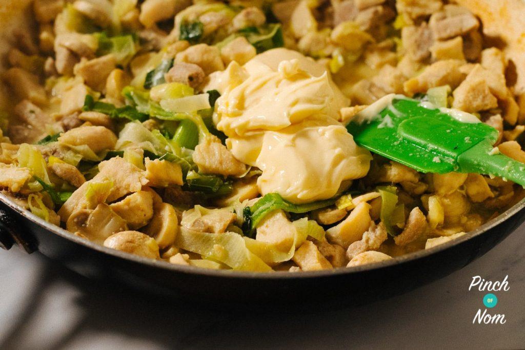 Chicken Tartiflette | Slimming & Weight Watchers Friendly