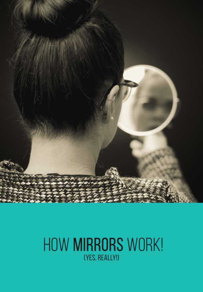 How Mirrors Work!