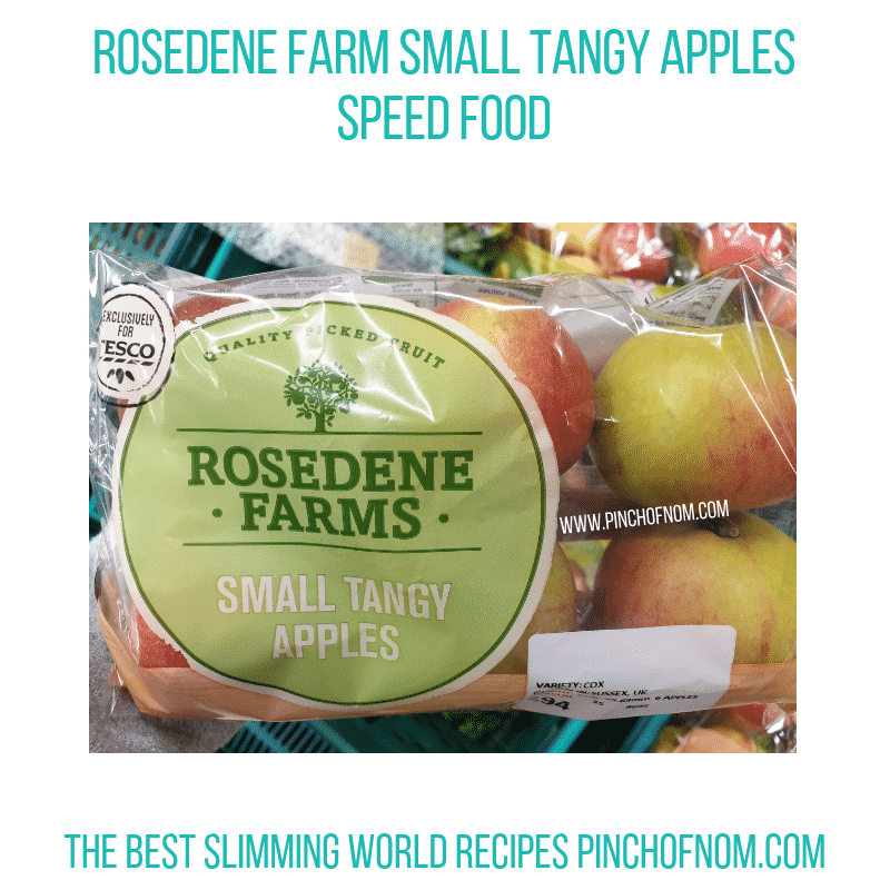 Rosedene Tangy Apples - Pinch of Nom Slimming World Shopping Essentials