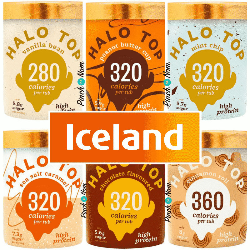 Halo Top Iceland Slimming World