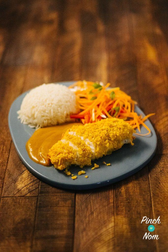 Katsu Chicken Curry | Slimming World & Weight Watchers Friendly
