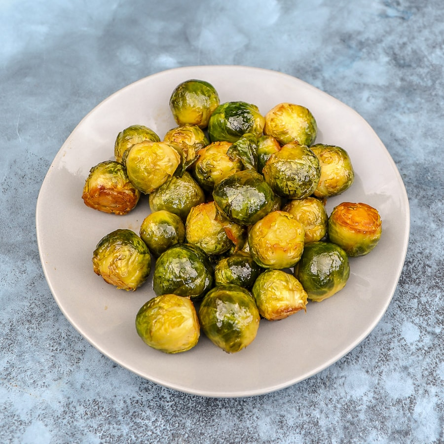 Marmite Sprouts | Slimming World & Weight Watchers Friendly