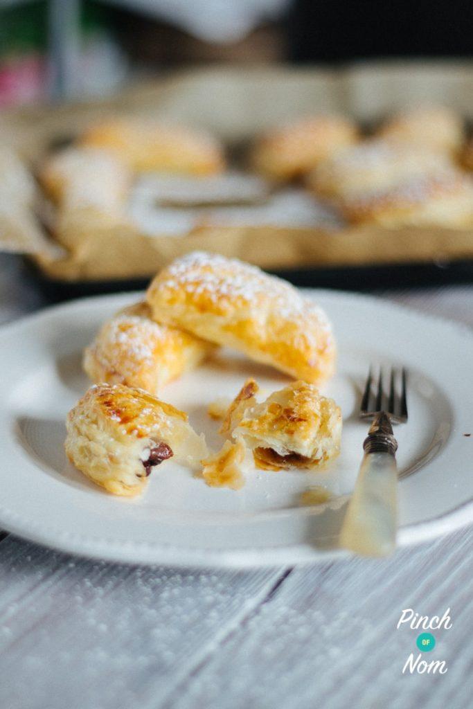 Mini Mince Pie Pasties | Slimming & Weight Watchers Friendly