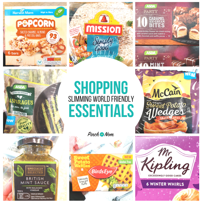 New Slimming World Shopping Essentials 16.11.18