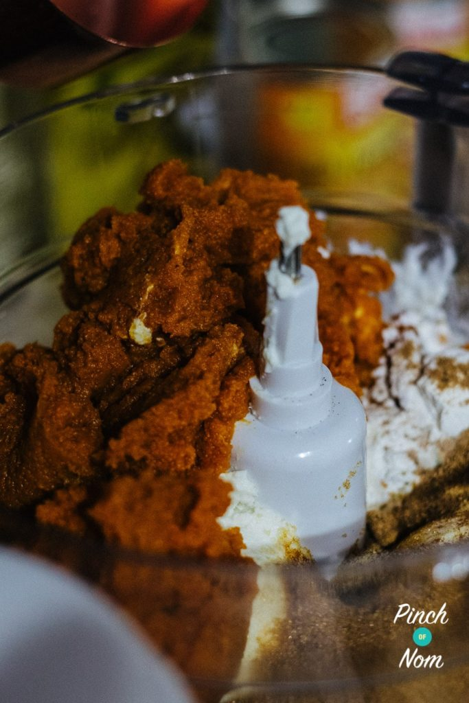 Baked Pumpkin Cheesecake | Slimming & Weight Watchers Friendly