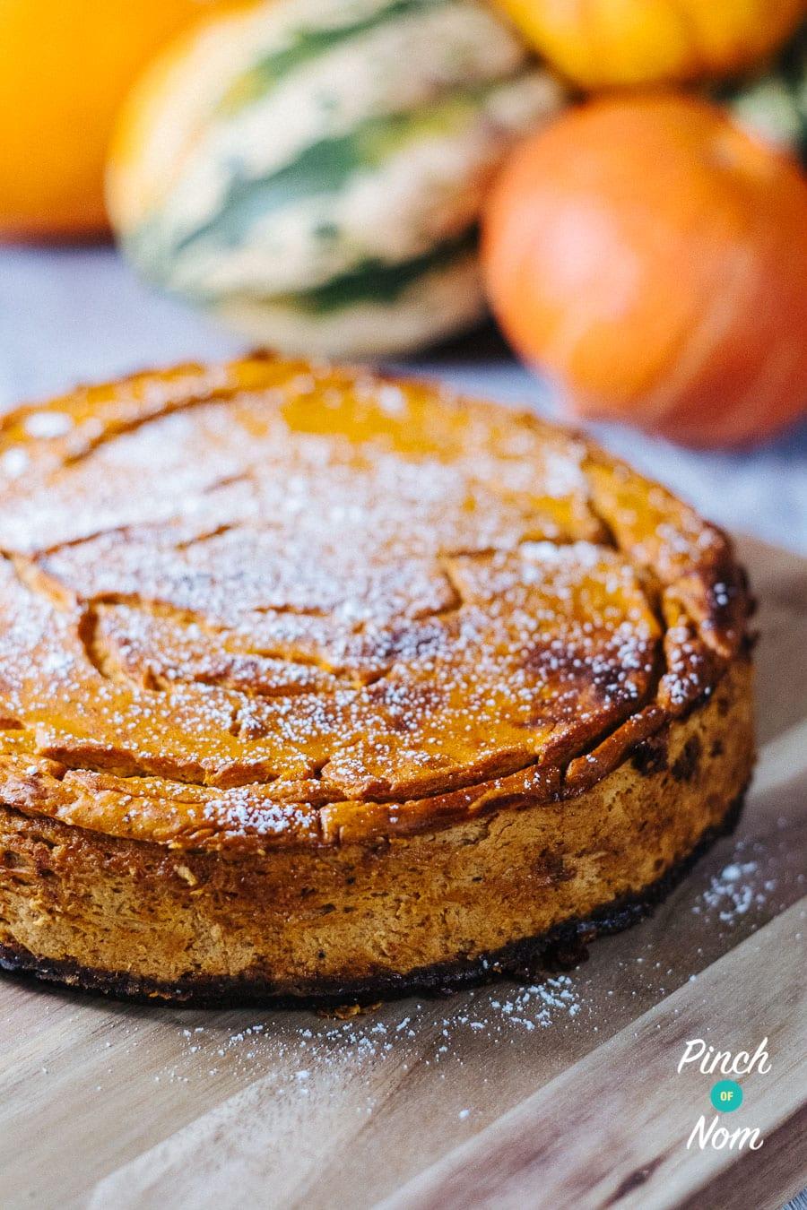 Mississippi Mud Pie Cheesecake | Slimming World & Weight Watchers Friendly