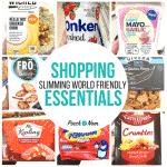 New Slimming World Shopping Essentials 30.11.18