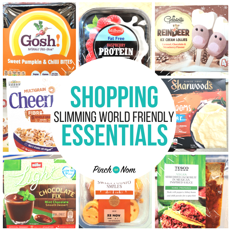 """New Slimming World Shopping Essentials 23.11.18"" is locked New Slimming World Shopping Essentials 23.11.18"