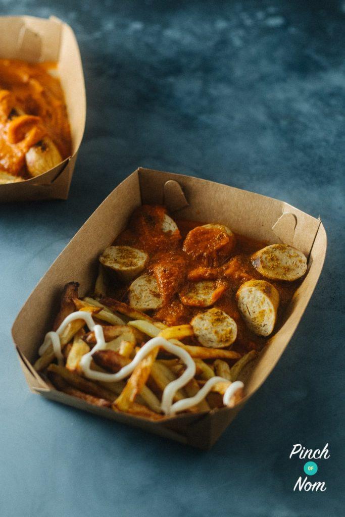 Currywurst | Slimming World & Weight Watchers Friendly