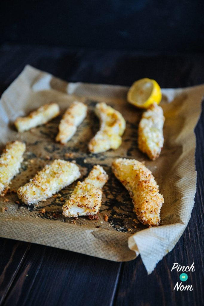 Fish Fingers | Slimming & Weight Watchers Friendly