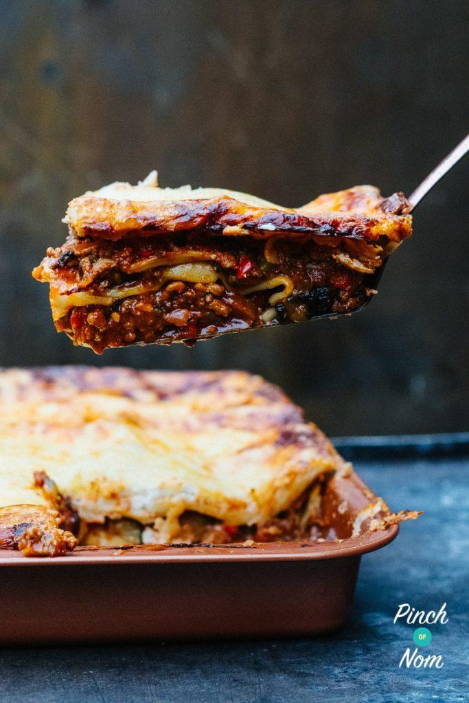 Lasagne | Slimming World & Weight Watchers Friendly