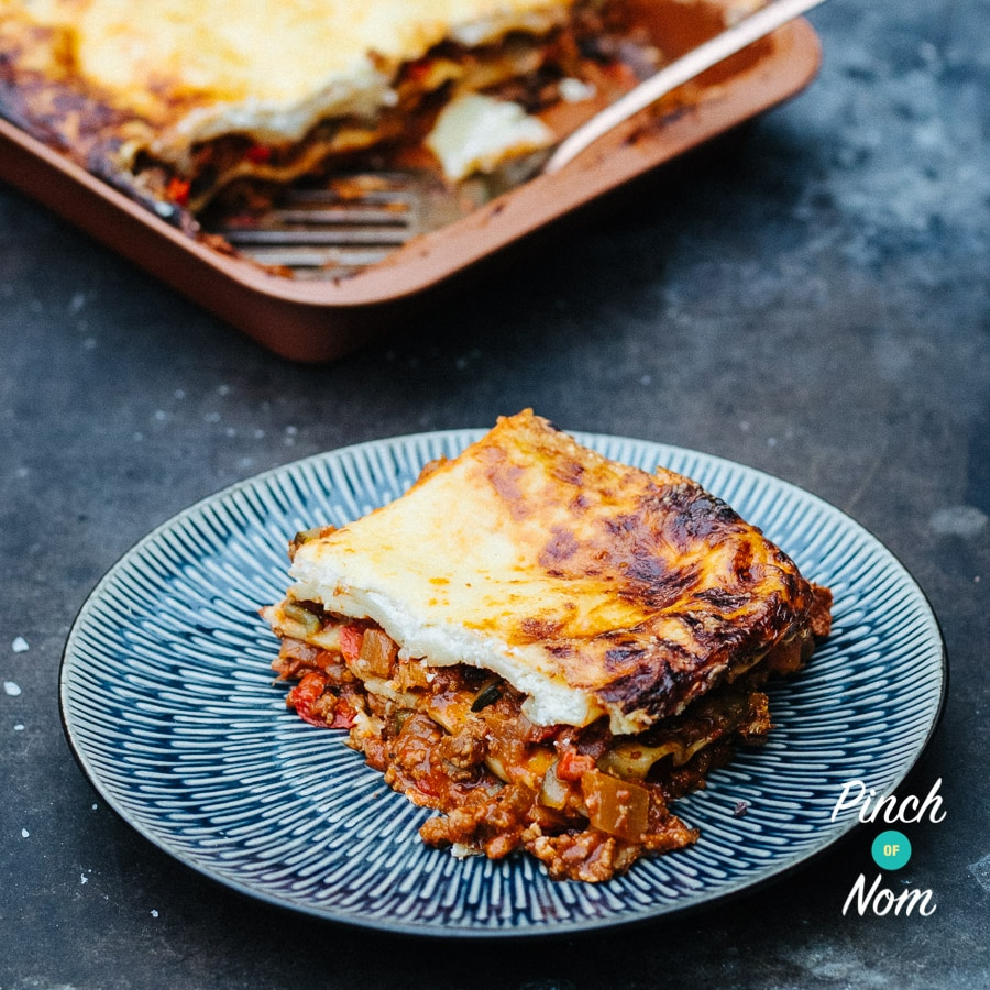Lasagne | Slimming World & Weight Watchers Friendly