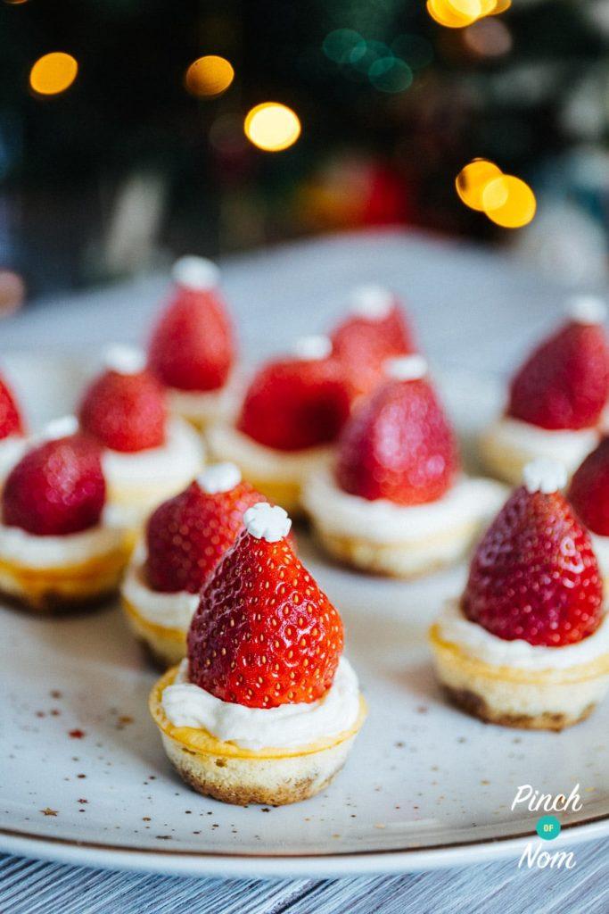 Santa New York Cheesecakes | Slimming & Weight Watchers Friendly