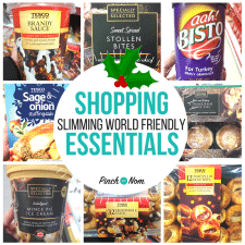 New Slimming World Shopping Essentials 21.12.18