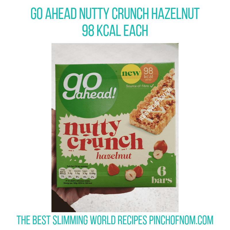 Go Ahead Nut Crunch - Pinch of Nom Slimming World Shopping Essentials