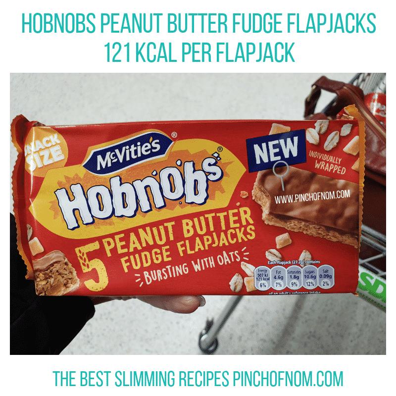 Hobnobs flapjacks - Pinch of Nom Slimming World Shopping Essentials